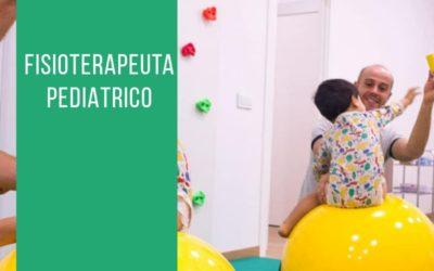 EL FISIOTERAPEUTA PEDIÁTRICO