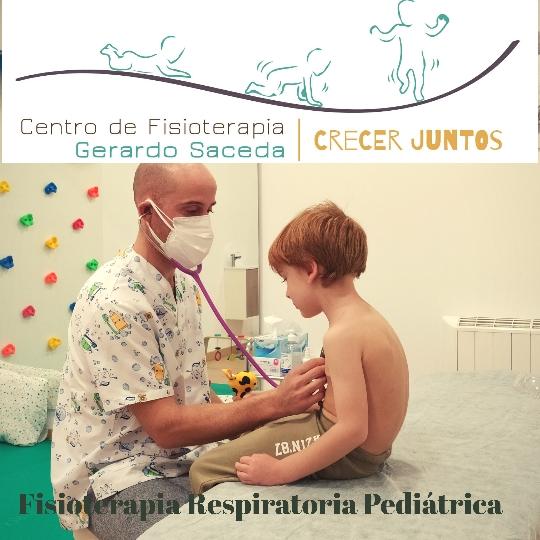 FISIOTERAPIA RESPIRATORIA PEDIÁTRICA