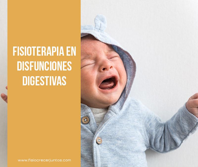 Fisioterapia en disfunciones digestivas