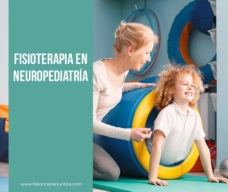 Fisioterapia en neuropediatría